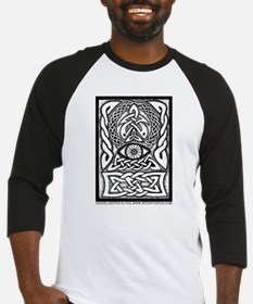 Celtic All Seeing Eye Baseball Jersey