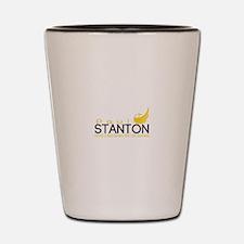 Paul Stanton Logo Shot Glass