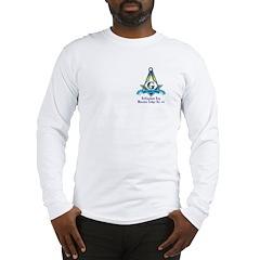 Bellingham Bay Masonic Lodge Long Sleeve T-Shirt