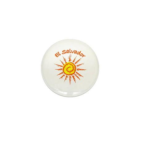 El Salvador Mini Button (10 pack)