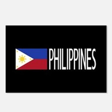 Philippines: Filipino Fla Postcards (Package of 8)