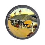 New Orleans Themed Wall Clock