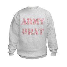 Army Brat (Pink) Sweatshirt