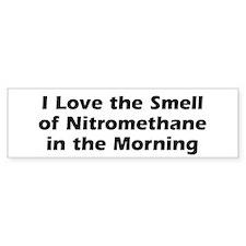 Nitro Morning Bumper Bumper Sticker