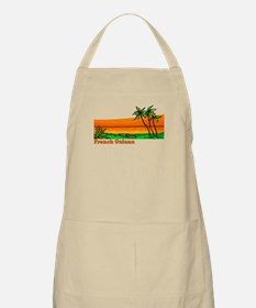 French Guiana BBQ Apron