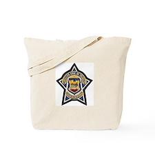 Baja Highway Patrol Tote Bag