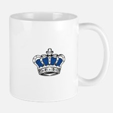 Crown - Blue Mugs