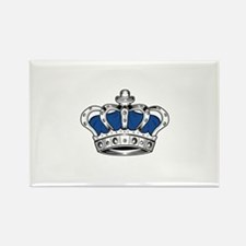 Crown - Blue Magnets