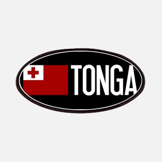 Tonga: Tongan Flag & Tonga Patch