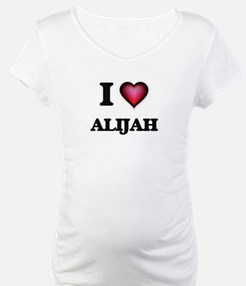 I love Alijah Shirt