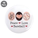 Peace Love Baseball 3.5
