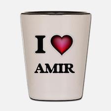 I love Amir Shot Glass