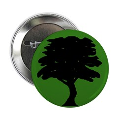 Tree (10 pack of Environmentalist Buttons)