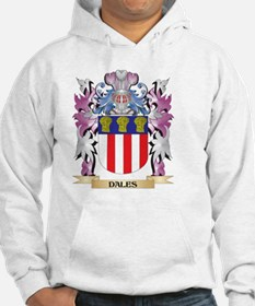 Dales Coat of Arms (Family Crest Hoodie
