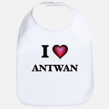 I love Antwan Bib