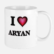 I love Aryan Mugs
