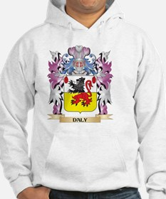 Daly Coat of Arms (Family Crest) Hoodie