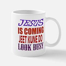 Jesus Is Coming Jeet Kune Do Martial Ar Mug