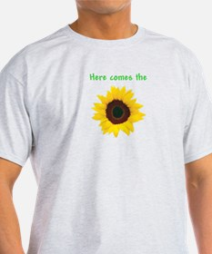 3-here comes the sun T-Shirt