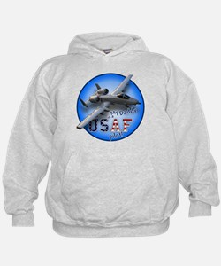 Daddy is USAF Pilot (A-10) Hoodie