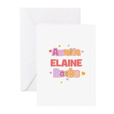 Elaine Greeting Cards (Pk of 10)