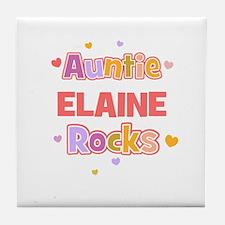 Elaine Tile Coaster