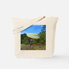 Unique Discgolf Tote Bag