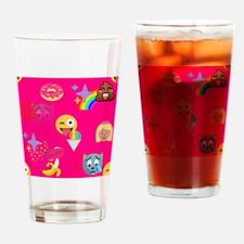 Funny Rainbow hot Drinking Glass