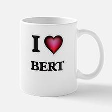 I love Bert Mugs