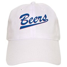 The Beers Baseball Baseball Cap
