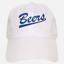 The Beers Baseball Baseball Cap