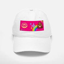 hot pink emoji Baseball Baseball Cap