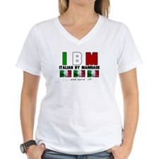 Italian By Marriage - and lov Shirt