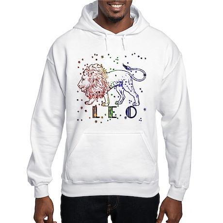 LEO SKIES Hooded Sweatshirt