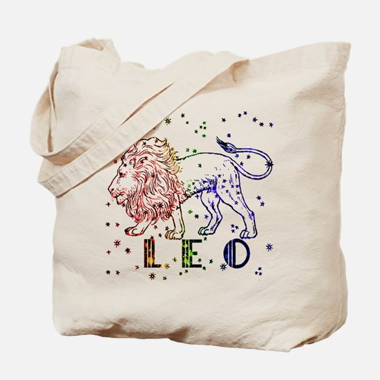 LEO SKIES Tote Bag