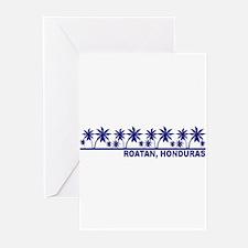 Roatan, Honduras Greeting Cards (Pk of 10)