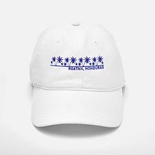 Roatan, Honduras Baseball Baseball Cap