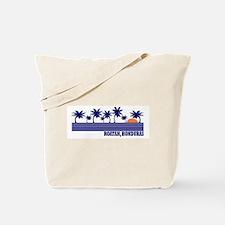 Roatan, Honduras Tote Bag
