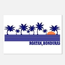 Roatan, Honduras Postcards (Package of 8)