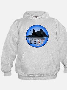future USAF pilot (F-117) Hoodie