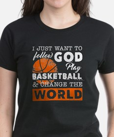 Cute Basketball Tee