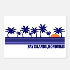 Bay Islands, Honduras Postcards (Package of 8)