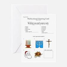 holidayform Greeting Cards