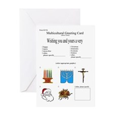 holidayform Greeting Cards