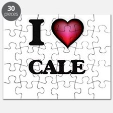 I love Cale Puzzle