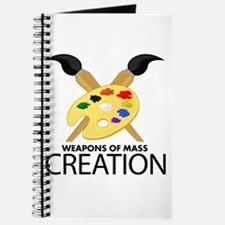 Weapons of mass creation Journal