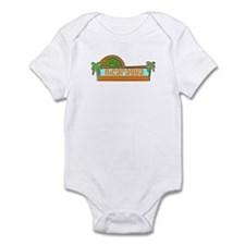 Nicaragua Infant Bodysuit