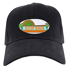 Nicaragua Baseball Hat
