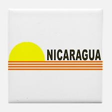 Nicaragua Tile Coaster