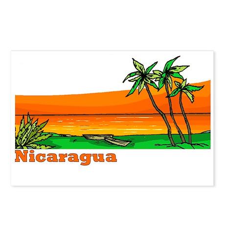 Nicaragua Postcards (Package of 8)